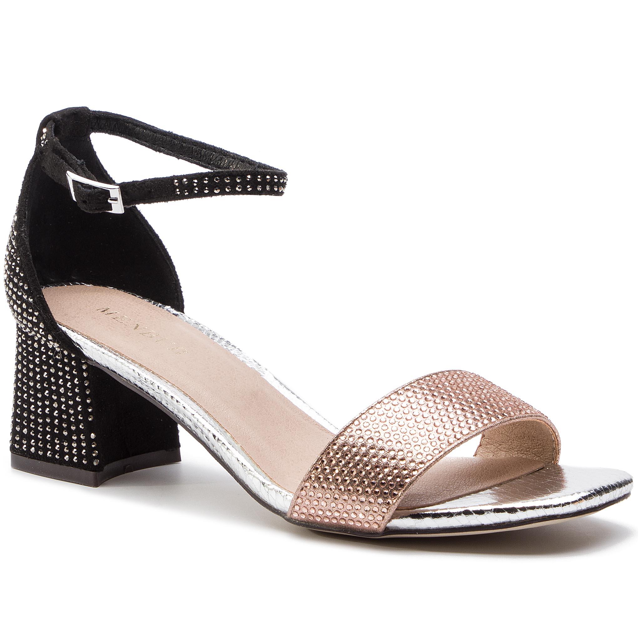 c1f1482ef Sandals MENBUR - 09768 Even Rose 0038 - Elegant sandals - Sandals ...