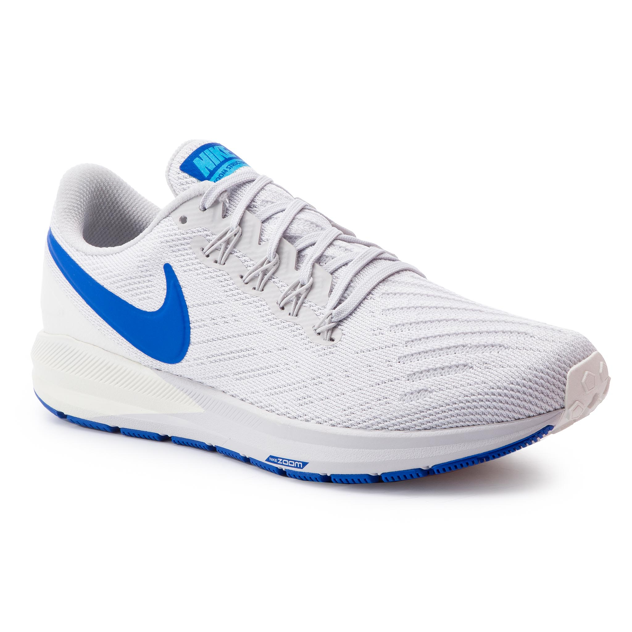 a9a2290d9fe92 Shoes NIKE - Air Zoom Structure 22 AA1636 005 Black/Blue Fury ...