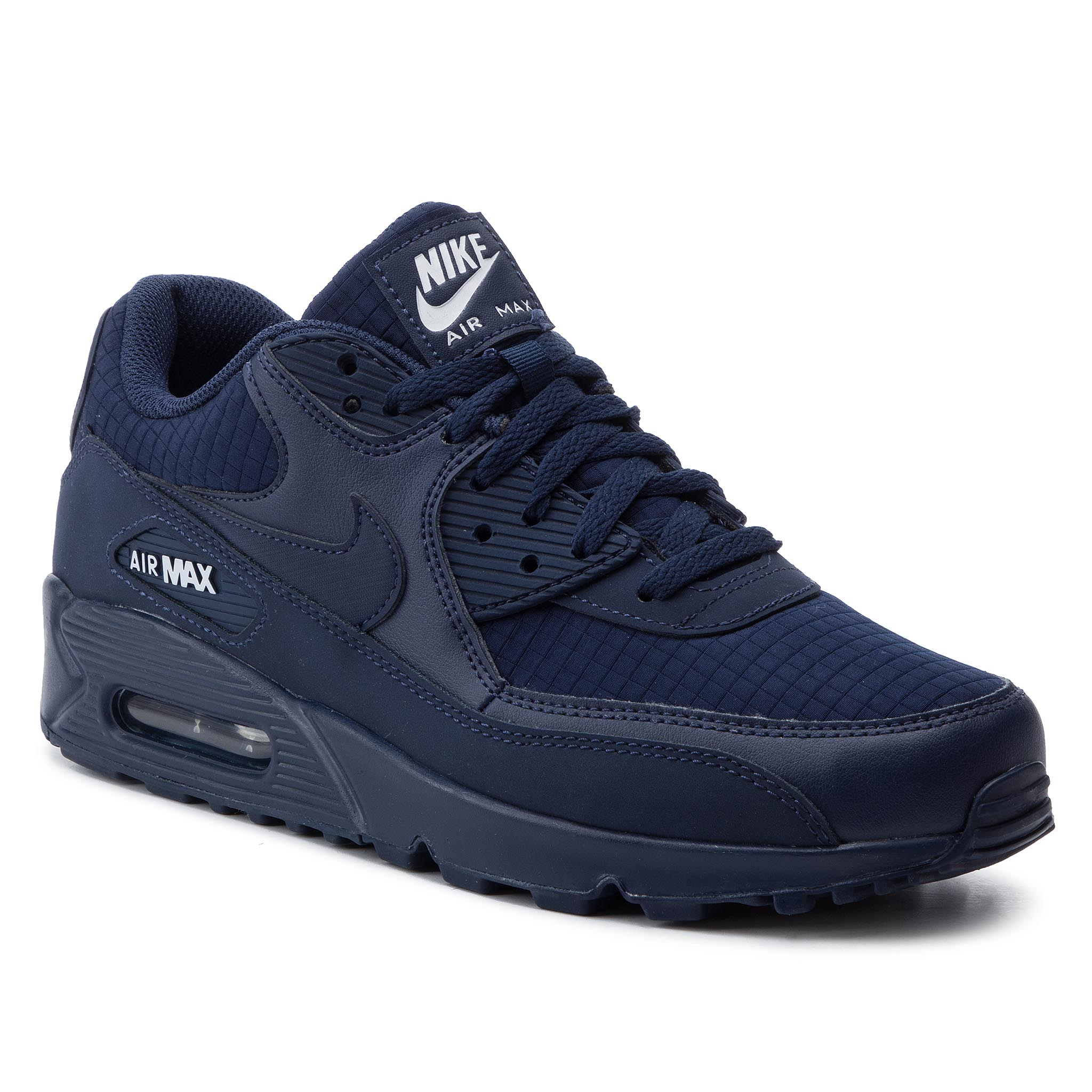 outlet store 93c9b cdc5d Shoes NIKE Air Max 90 Essential AJ1285 404 Midnight Navy White