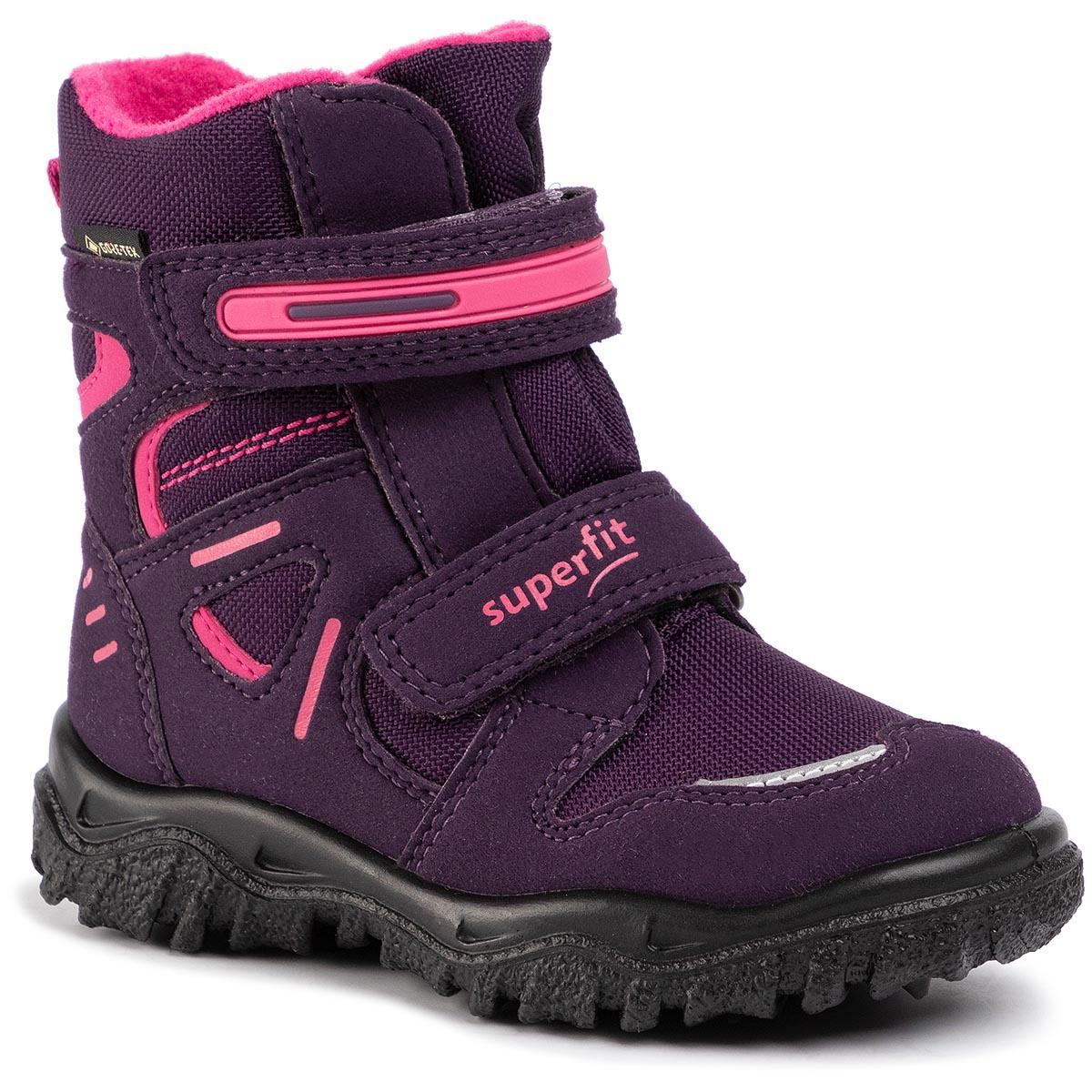 Snow Boots SUPERFIT GORE TEX 1 00044 81 Ocean Kombi