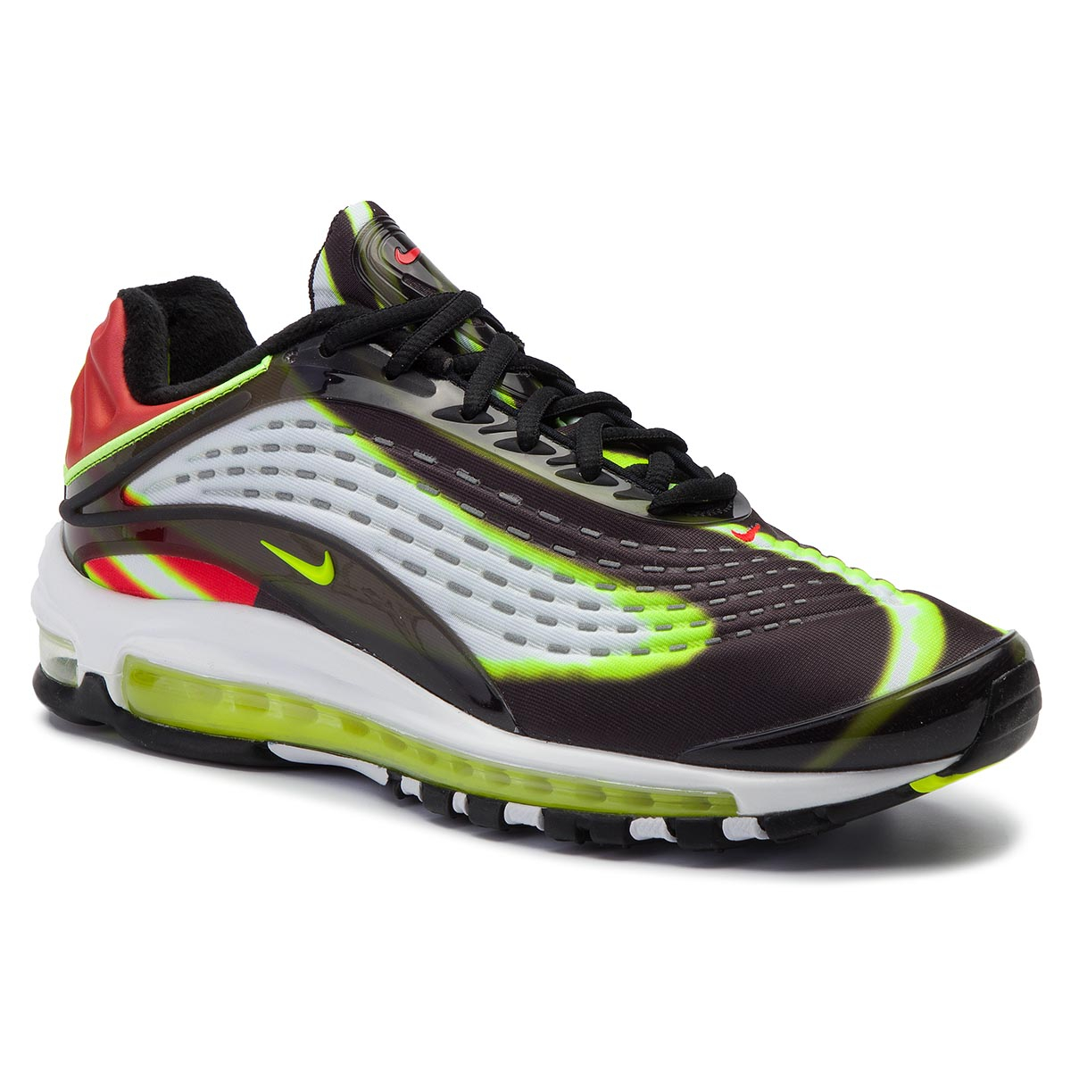 b1a6054174 Shoes NIKE - Air Max 95 Se (GS) 922173 004 Black/Volt/Ash/White ...