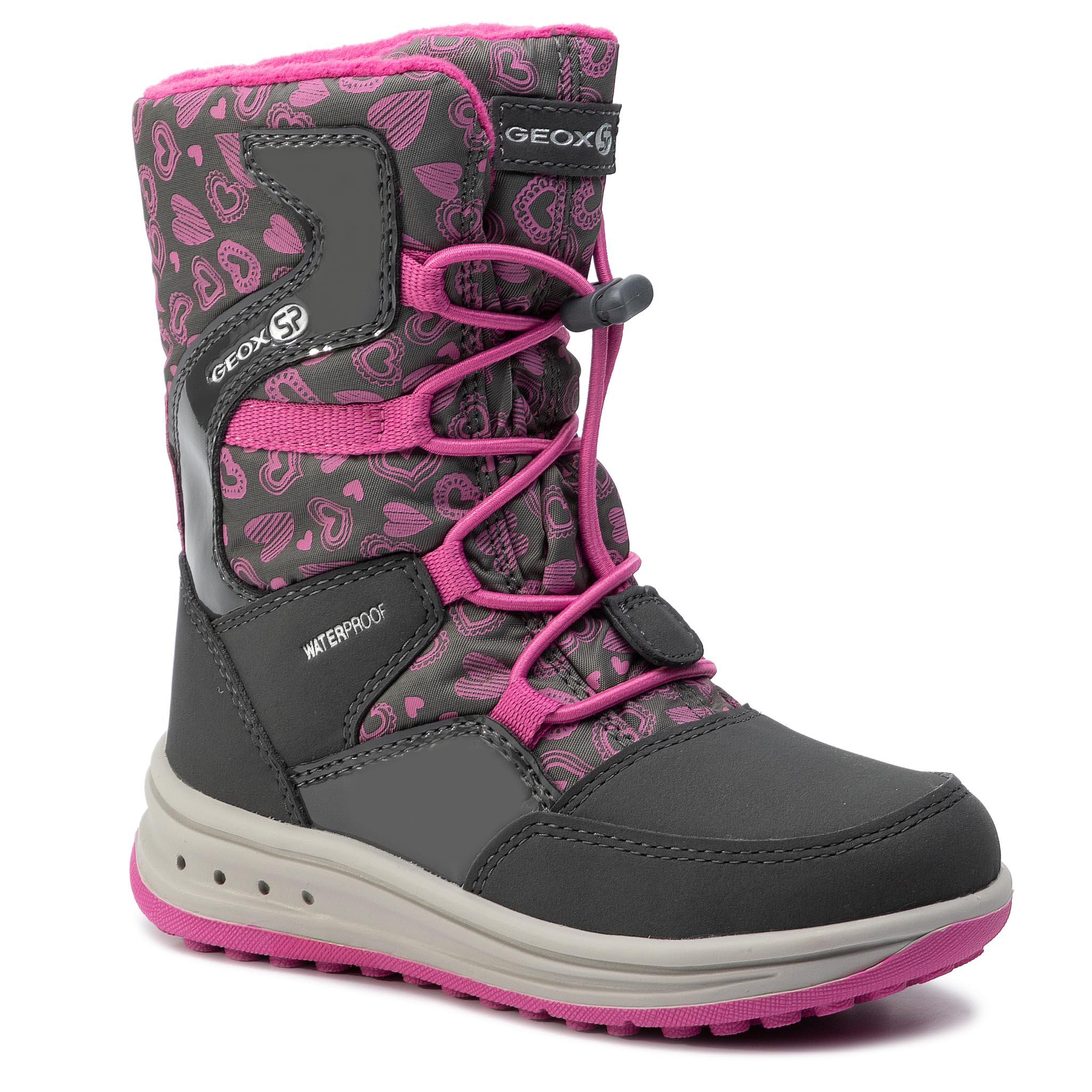 Snow Boots GEOX J Atreus G.B Wpf A J847HA 00450 C8224 D