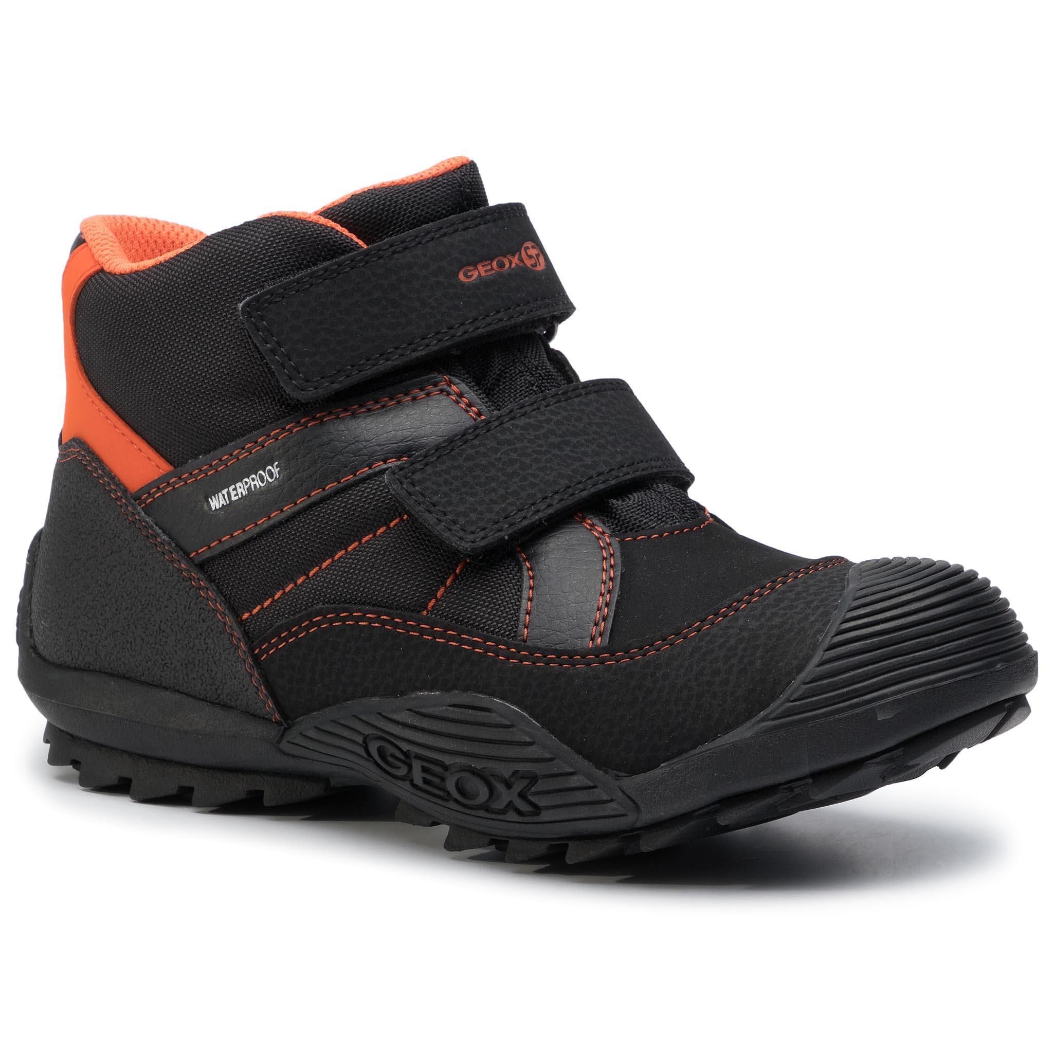 Snow Boots GEOX J Atreus B.B Wpf C J847GC 0FEFU C4002 S