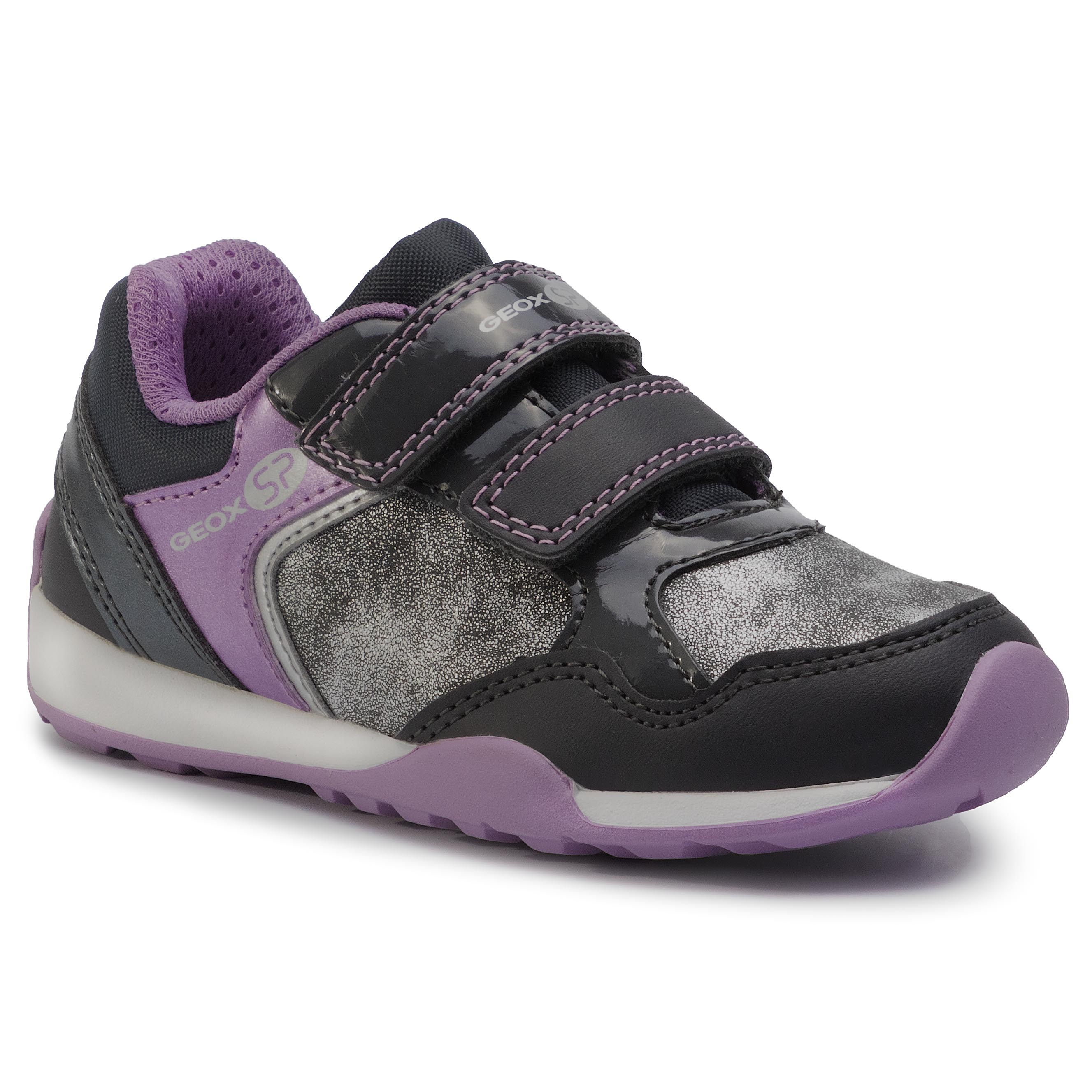 Sneakers GEOX J Maisie G. C J6403C 022BC C9002 D Dk Grey