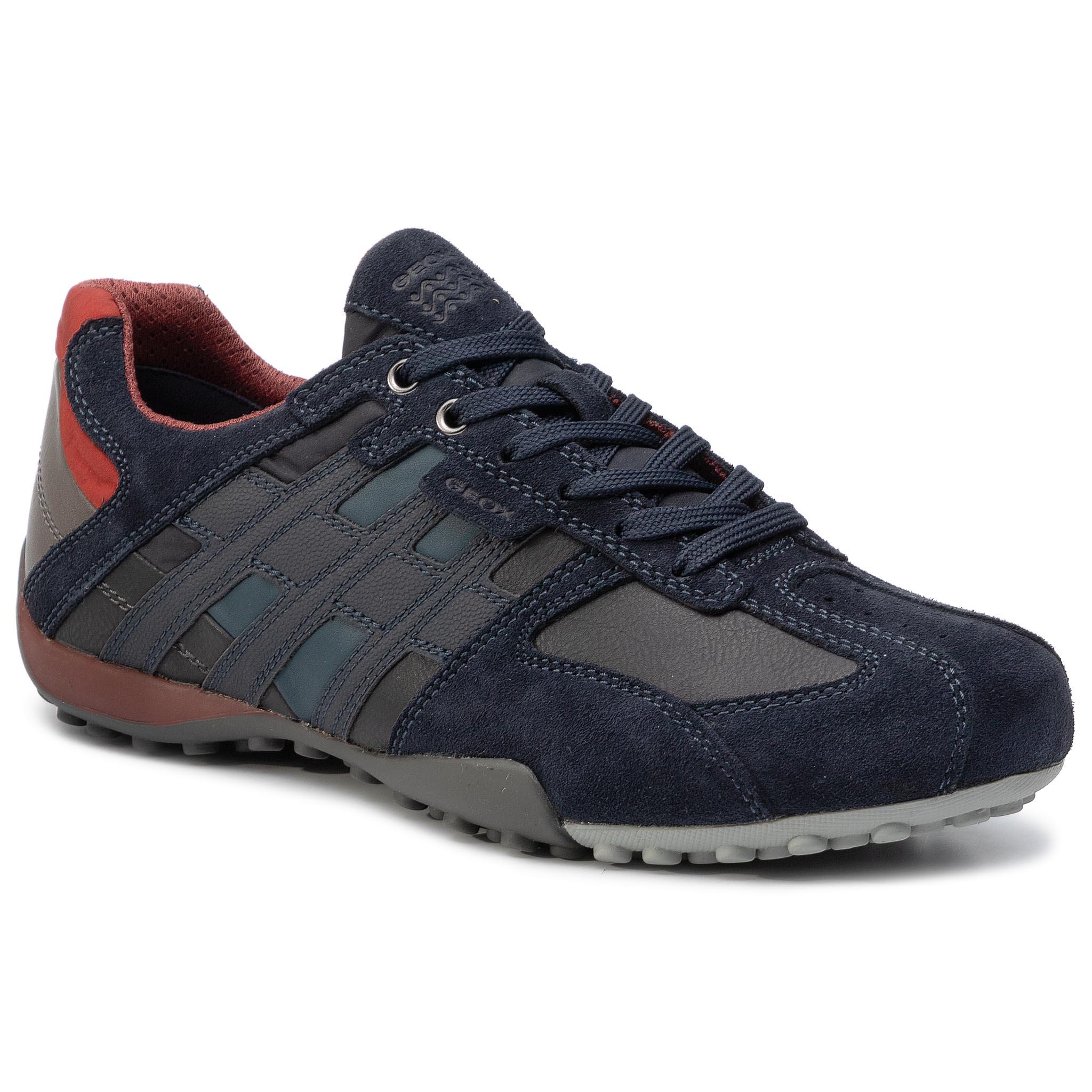Sneakers GEOX U Ravex B U823FB 05411 C4002 Navy Sneakers