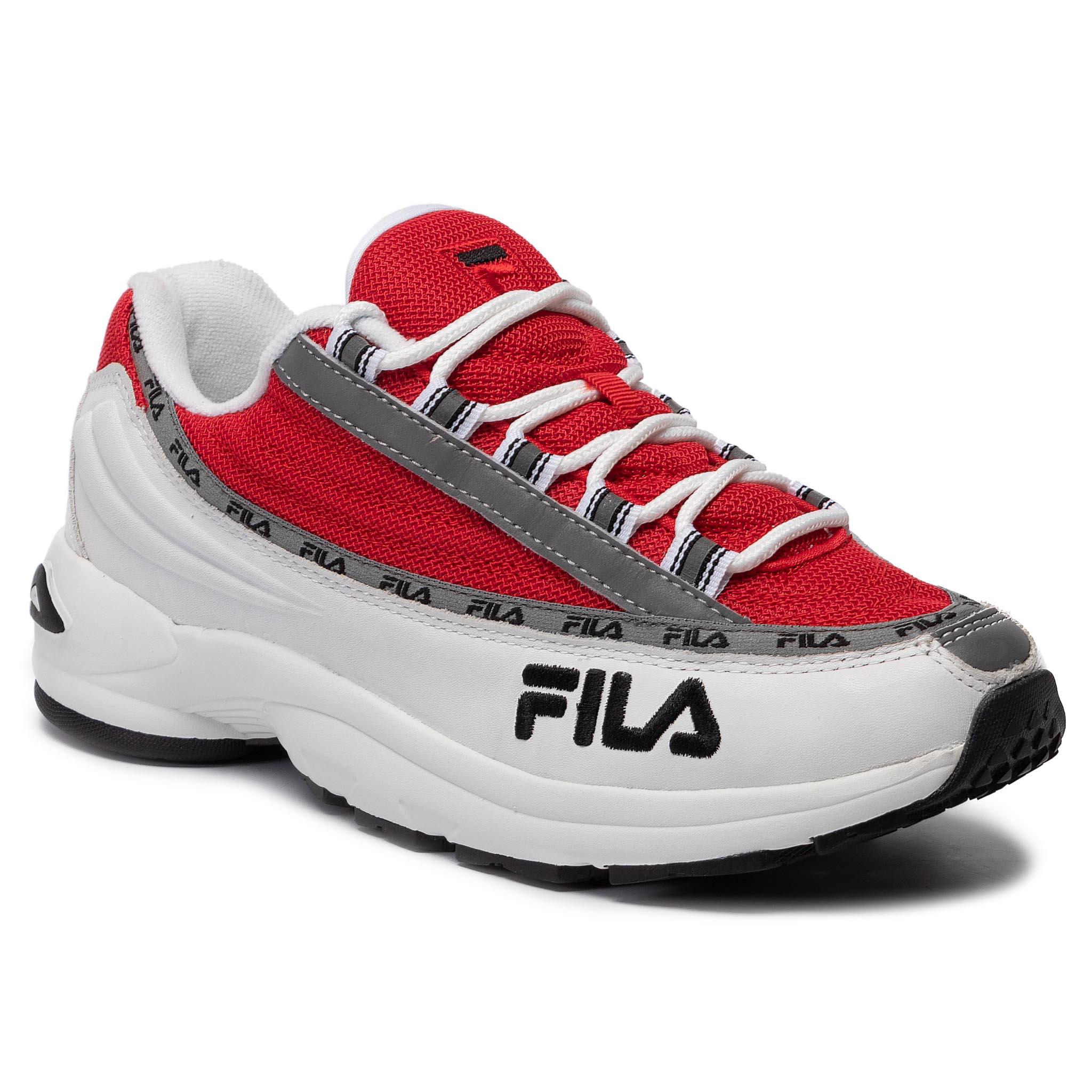 Sneakers FILA Dstr97 1010597.02A WhiteFila Red Sneakers