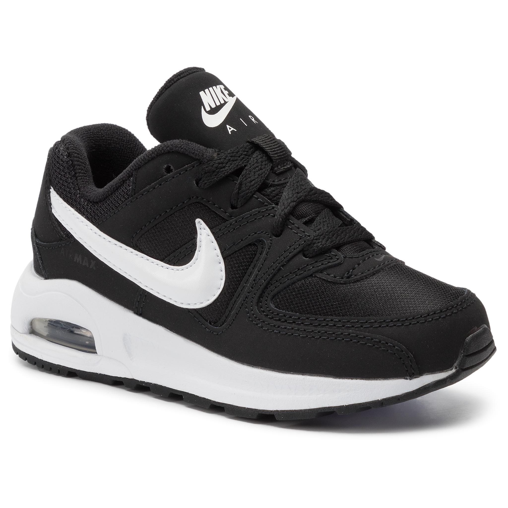 Shoes NIKE Air Max Command Flex (PS) 844347 101 White