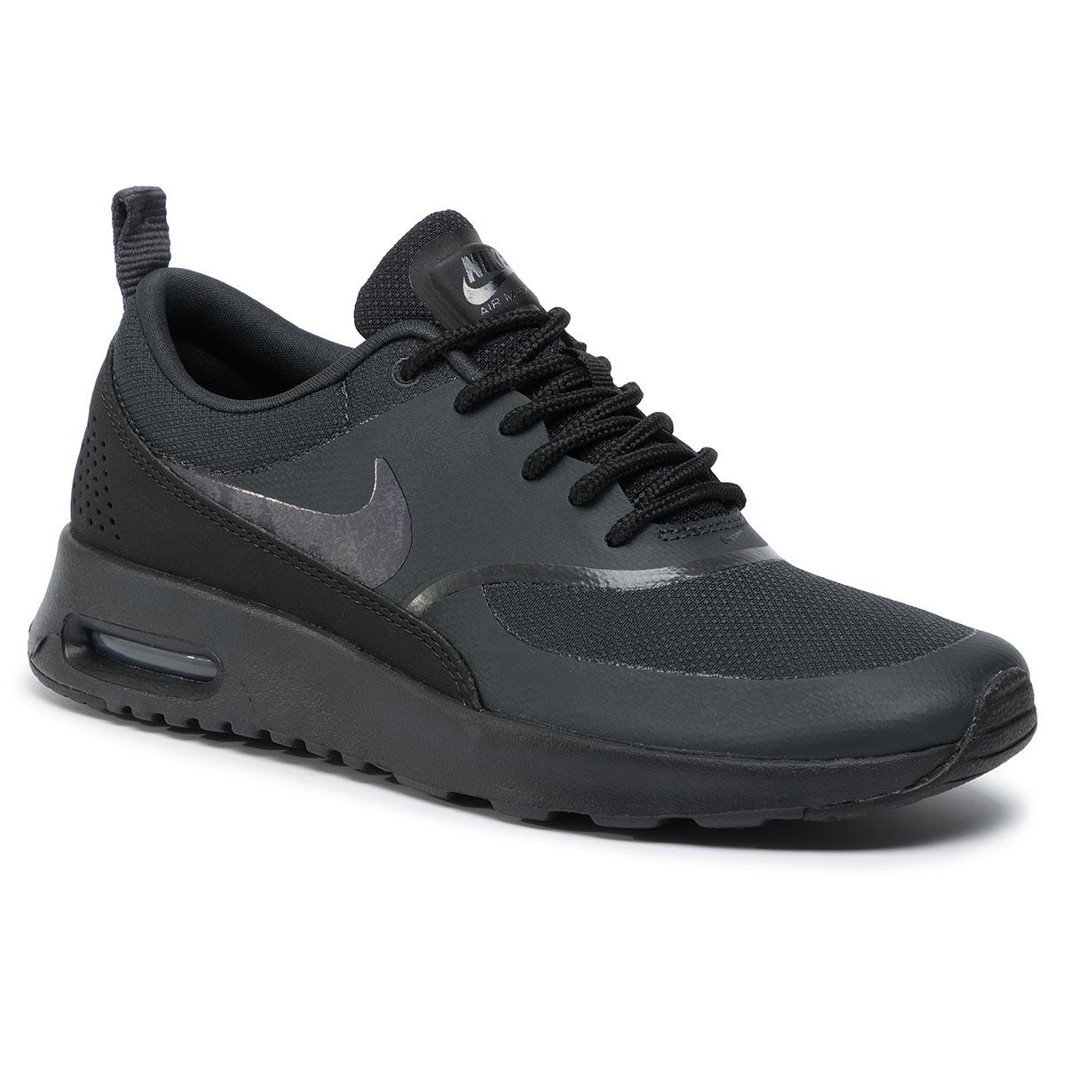 Shoes NIKE Air Max Thea 599409 415 Industrial BlueObsidianWhite