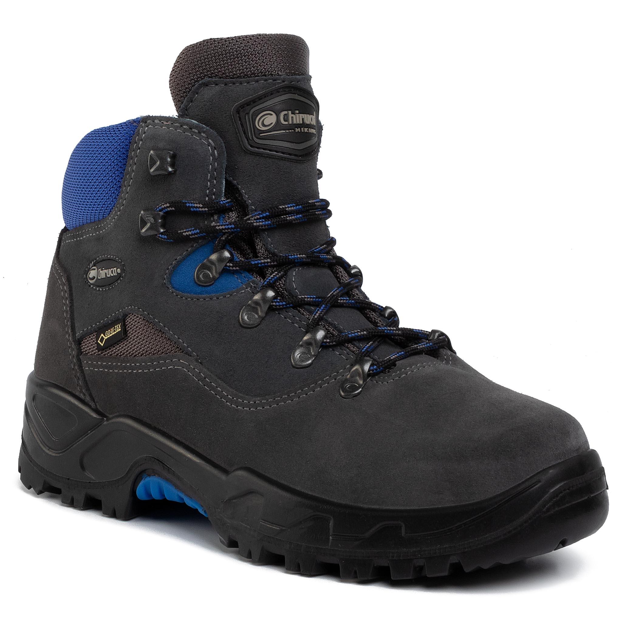 Trekker Boots SKECHERS Pelmo 64869NVY Navy Trekker