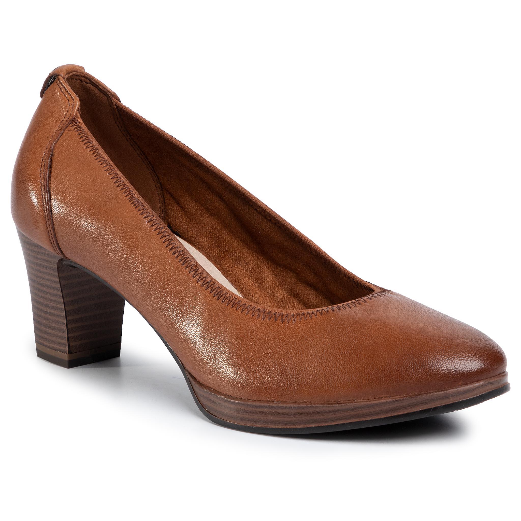 Boots TAMARIS 1 25701 23 Muscat 311 Boots High boots