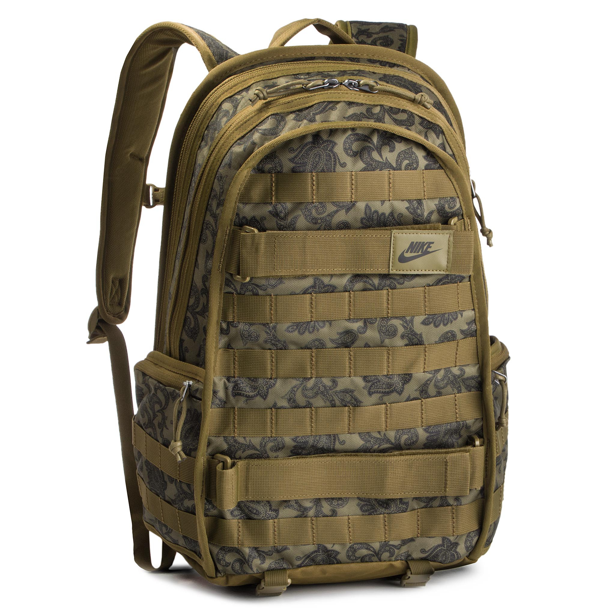 0e637d7df8f Tommy Hilfiger Leather Camo Backpack | The Shred Centre