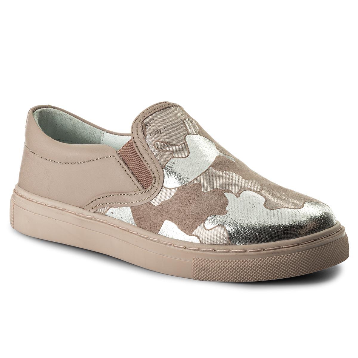 1e46dcfbf4 Plimsolls LASOCKI YOUNG - CI12-2899-02 White - Slided shoes - Low ...