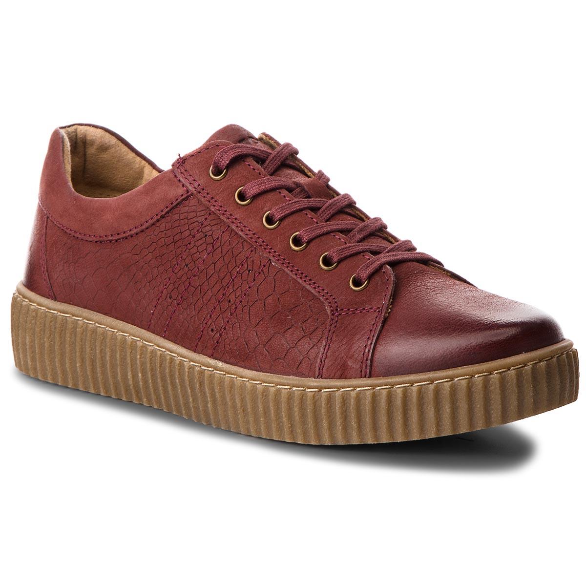 0f1c8c2a8d Sneakers VAGABOND - Ashley W 4646-040-38 Wine - Sneakers - Low shoes ...