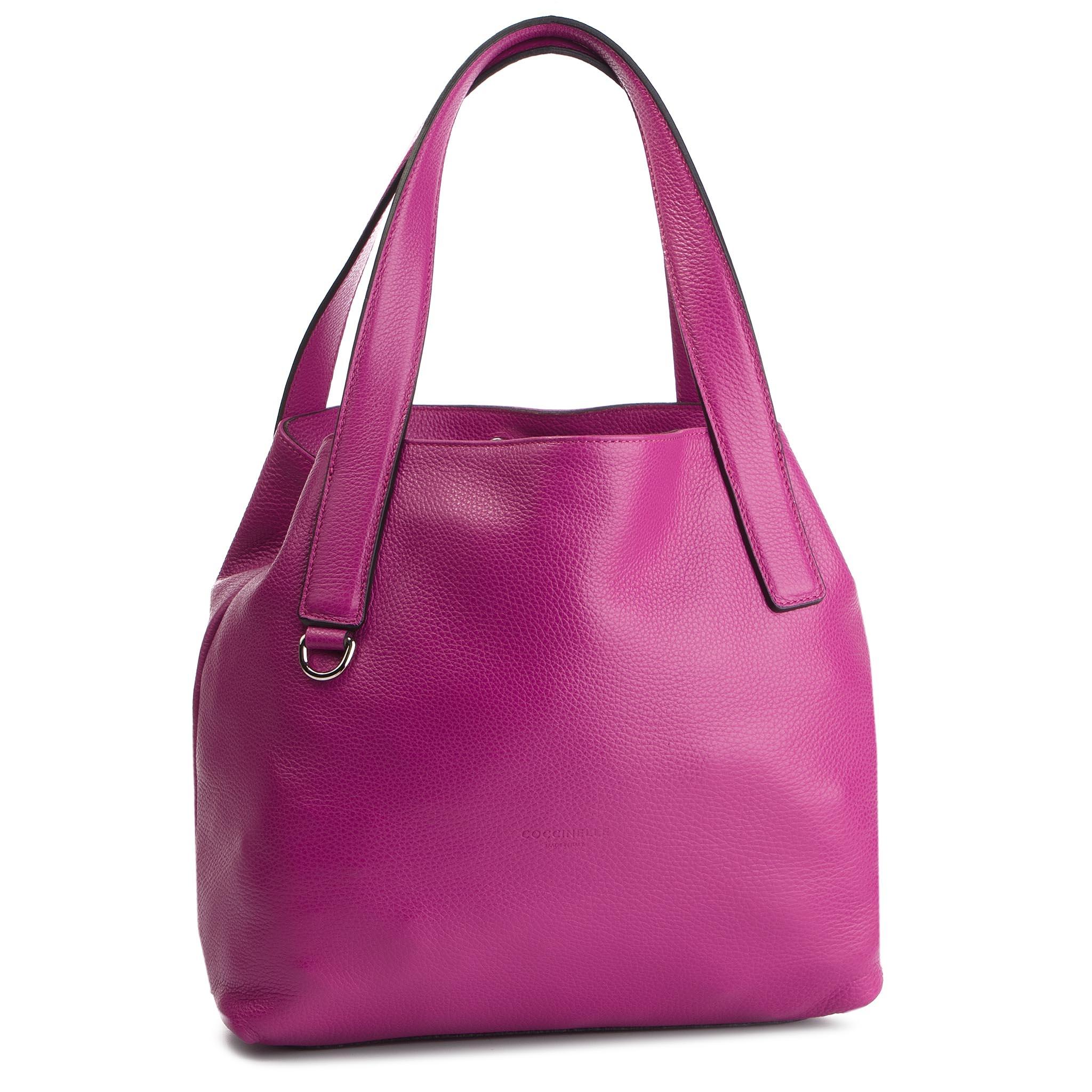 7f6163618638d Handbag COCCINELLE - DE5 Mila E1 DE5 11 02 01 Cosmic Lilac B05 ...