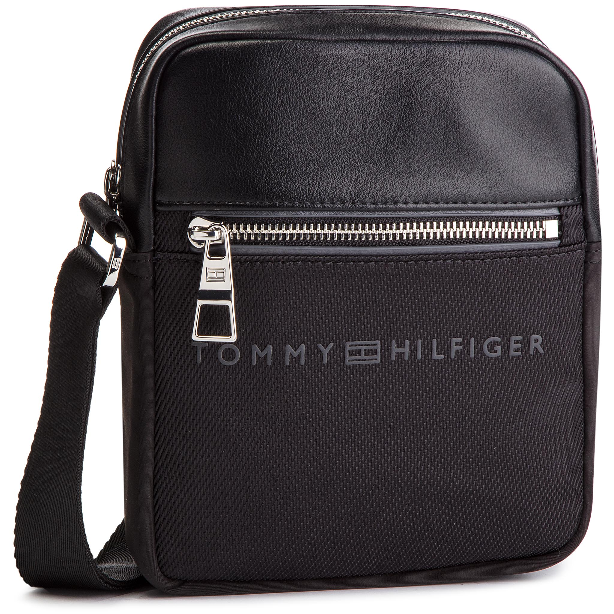 fbc6a7c6b11 Messenger Bag TOMMY HILFIGER Urban Novelty Mini Reporter AM0AM04248 002
