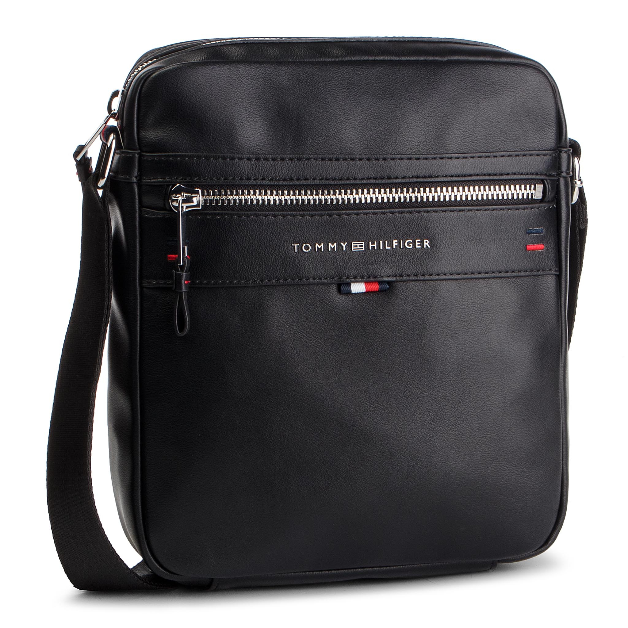 367c1d3d0 Messenger Bag TOMMY HILFIGER - Elevated Reporter Cc AM0AM03920 002 ...