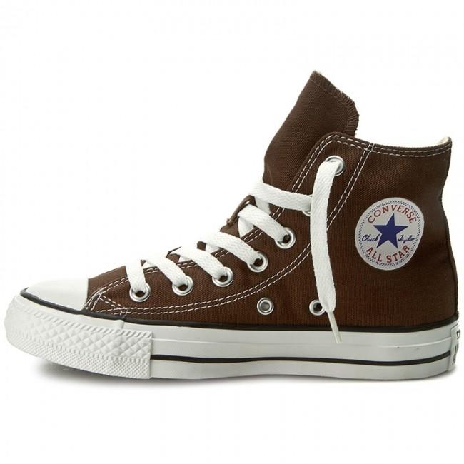 d3a45d7f0995bb Sneakers CONVERSE - Ct A S Sp Hi 1P626 Chocolate - Sneakers - Low shoes - Women s  shoes - www.efootwear.eu