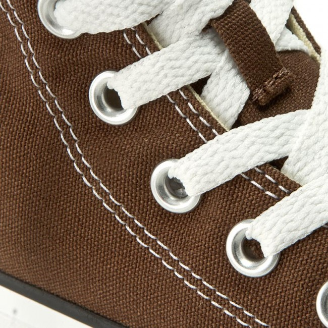 5d1fa1113974ac Sneakers CONVERSE - Ct A S Sp Hi 1P626 Chocolate - Sneakers - Low ...