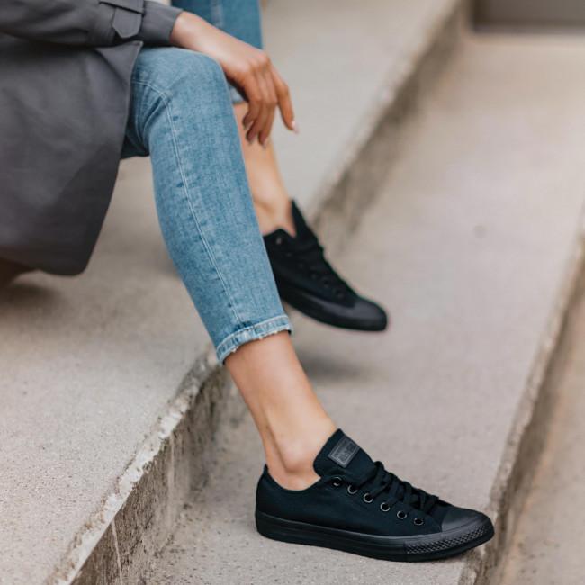 Sneakers CONVERSE C Taylor AS Ox M5039C Black Monochrome