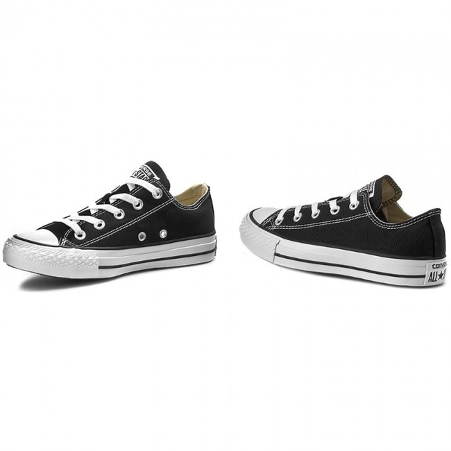 afe358be2a4bc Sneakers CONVERSE - All Star Ox M9166C Black - Flats - Low shoes ...