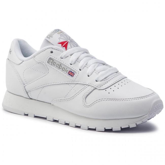 a624ac187a2 Shoes Reebok - Cl Lthr 2232 White - Sneakers - Low shoes - Women's ...