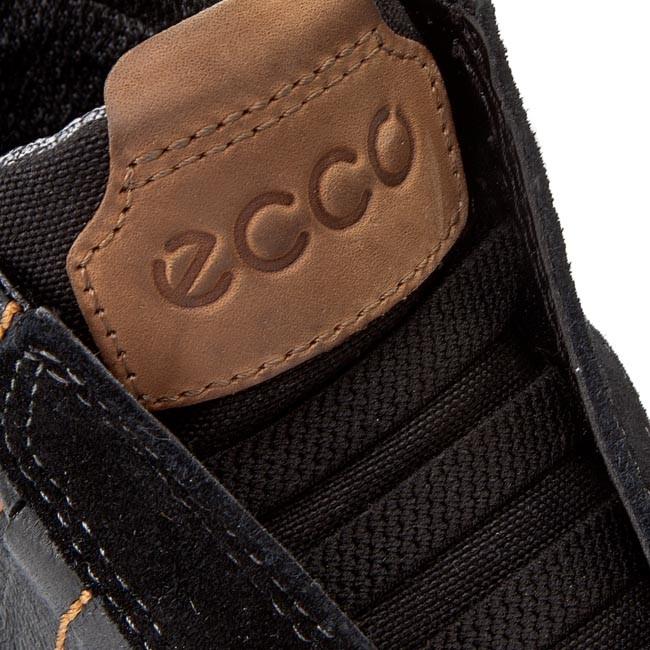 890324fab22 Shoes ECCO - Caden 73423353960 Black/Black - Boots - High boots and ...