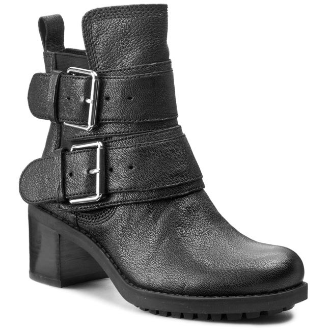 Boots CLARKS - Pilico Shine 261107034 Black Leather
