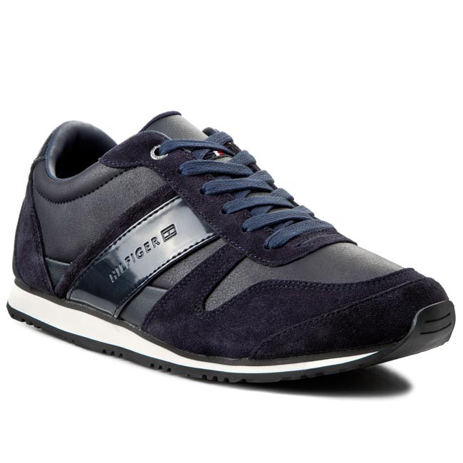 a5c865ab3311a Sneakers TOMMY HILFIGER - Maxwell 4C FM56819830 Midnight 403 ...