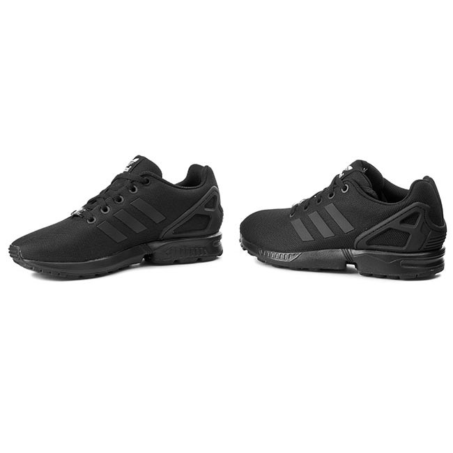 6206c5fee1bf7 Shoes adidas - Zx Flux K S82695 Cblack Cblack - Sneakers - Low shoes ...