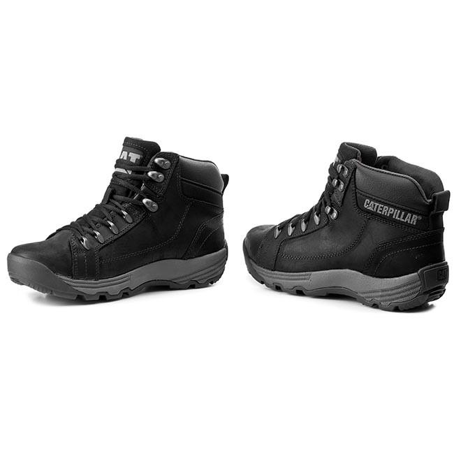 Trekker Boots CATERPILLAR - Supersede P719133 Black - Trekker boots ... 05c9222c7e