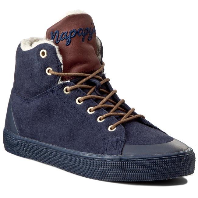 Marine 11743714 N65 Napapijri Low Blu Ellen Sneakers Hv1Iq67