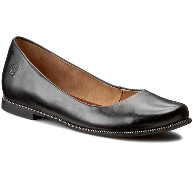 Flats MACIEJKA  0167212005 Czarna Koza  Ballerina shoes  Low shoes  Womens shoes       0000197541744