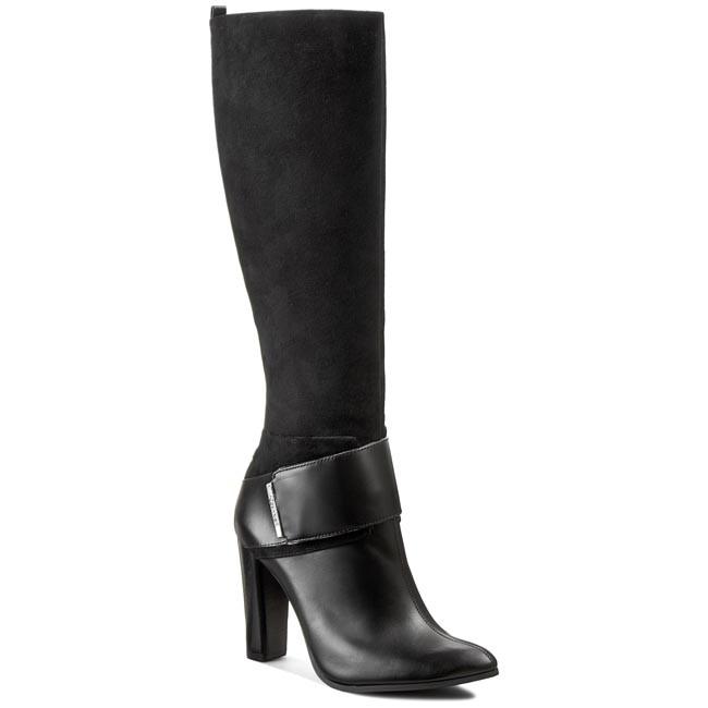 CK Calvin Klein Women's Shoes JAQUELINE - Boots - black