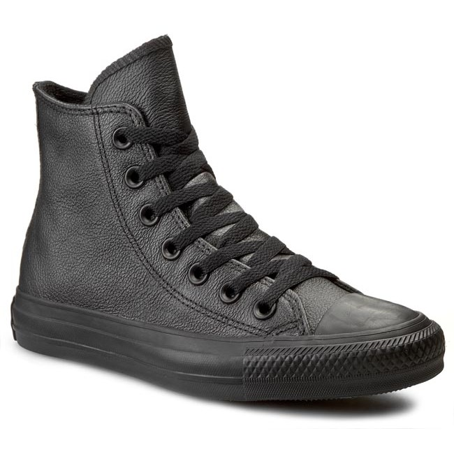 3b470058c5ac Sneakers CONVERSE - Ct As Hi 135251C Black Mono - Plimsolls - Low ...