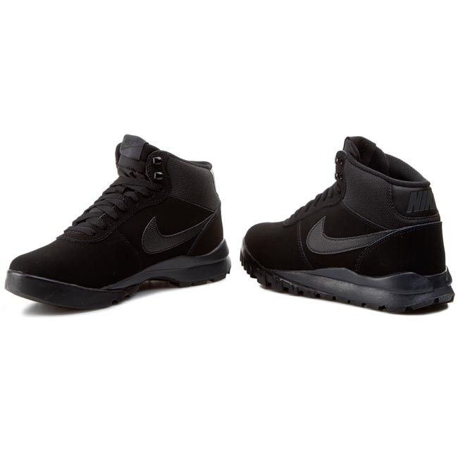 28c012c31d4 Shoes NIKE - Hoodland Suede 654888 090 Black Black Antracite ...
