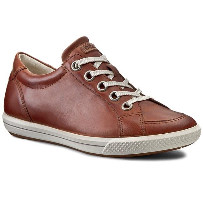 c87127eb8656 Shoes ECCO - Summer Zone 20004301195 Mahogany - Flats - Low shoes ...