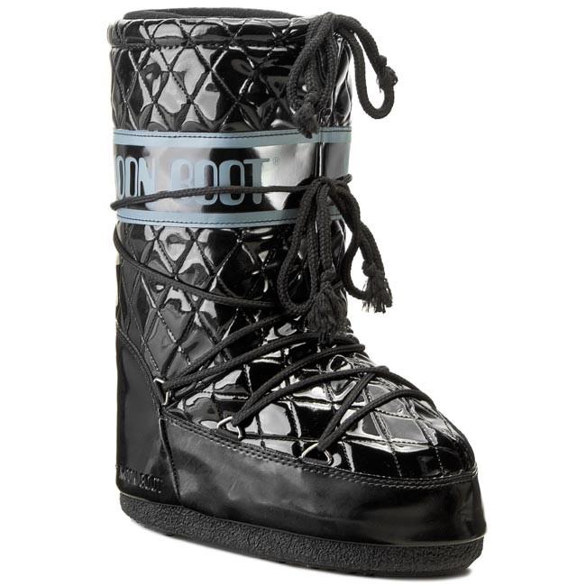 Snow Boots MOON BOOT - Queen 14014100001 Pt Black M - Winter boots ... 5bd0235c6e