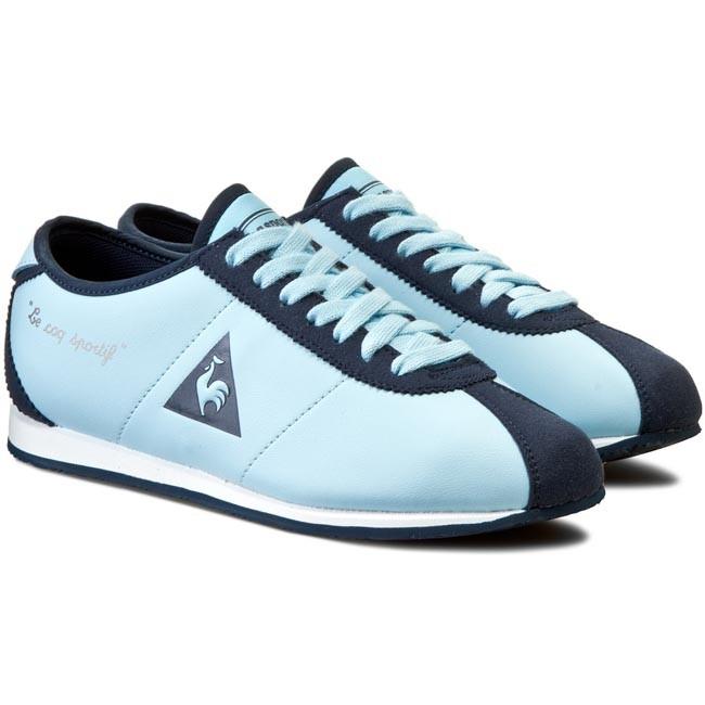 4079533c2f Sneakers LE COQ SPORTIF - Wendon W Lea/Suede 1521351 Crystal Blue/Dress -  Sneakers - Low shoes - Women's shoes - www.efootwear.eu