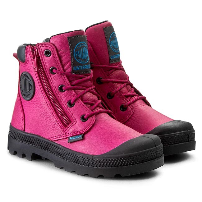 Hiking Boots PALLADIUM - Pampa Hi Cuff Wp 53476-686-M Vivacious ...