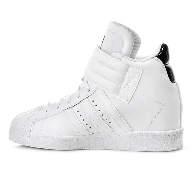 Adidas SUPERSTAR UP STRAP SNEAKER White