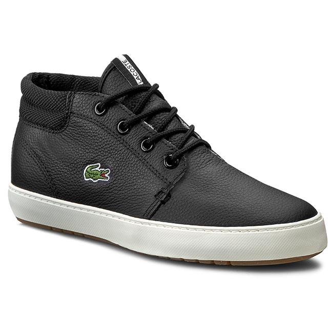 e4b702123f16 Sneakers LACOSTE - Ampthill Terra Blw 2 Spw 7-30SPW000202H Blk Blk ...