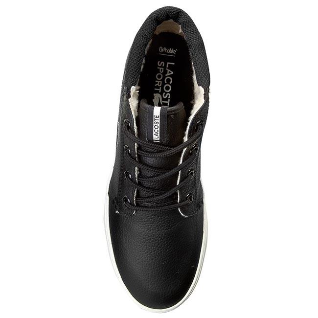 ac2d9f8ebec3 Sneakers LACOSTE - Ampthill Terra Blw 2 Spw 7-30SPW000202H Blk Blk -  Sneakers - Low shoes - Women s shoes - www.efootwear.eu