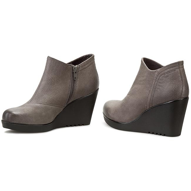 b626708ac0 Boots VAGABOND - Valencia 4029-150-14 Stone - Boots - High boots and ...