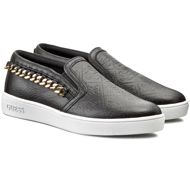 Shoes GUESS Glorienne FL3GNN FAL12 Black