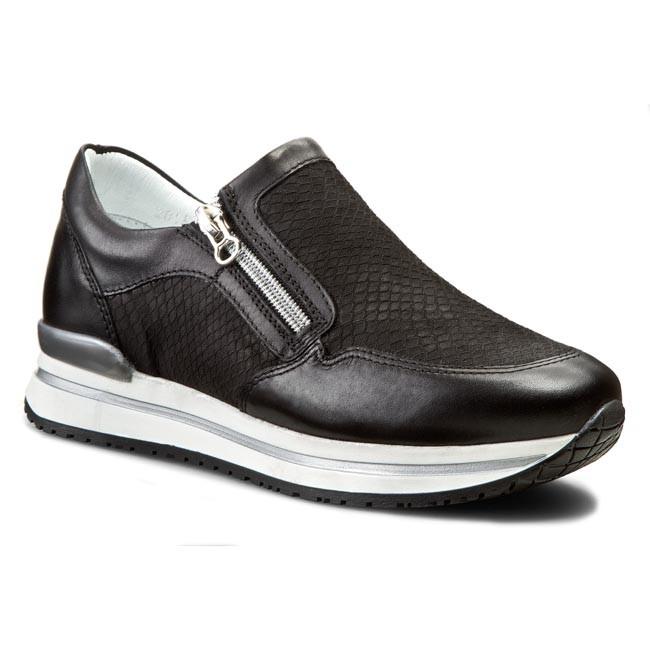 e5537183da80 Sneakers SIMEN - 8697 Sandro 04 Gad Czarny - Sneakers - Low shoes ...