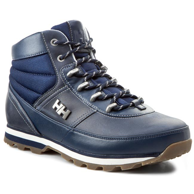 Trekker Boots HELLY HANSEN - Woodlands 108-23.597 Evening Blue/Ash Grey /Sperry
