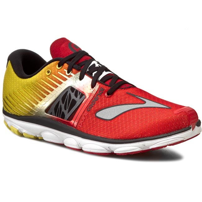 129d4395a6c Shoes BROOKS - Purecadence 4 110182 1D 629 Truered Blazingyellow Black