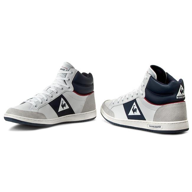 Sneakers LE COQ SPORTIF - Prestige Court Mid Sport 1520898 White ... e07ce8867632