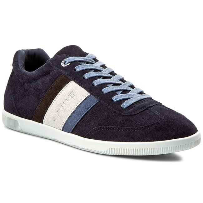 81f07b6b5 Sneakers TOMMY HILFIGER - Int Denzel 1B FM56820043 Midnight Twilight ...