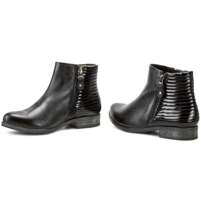 3 02160 Boots boots others Black 0100 and High Boots MACIEJKA tOTBxx